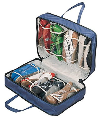 Walterdrake Blue Shoe Storage Travel Bag
