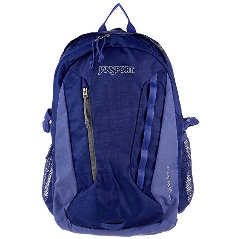 JanSport Women's Agave Violet Purple Backpack