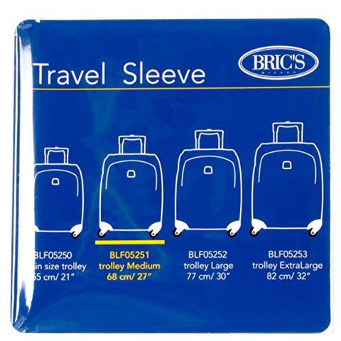 Bric's USA Luggage Model: COVER_LIFE/PELLE/VARESE/FIRENZE |Size: transparent Cover