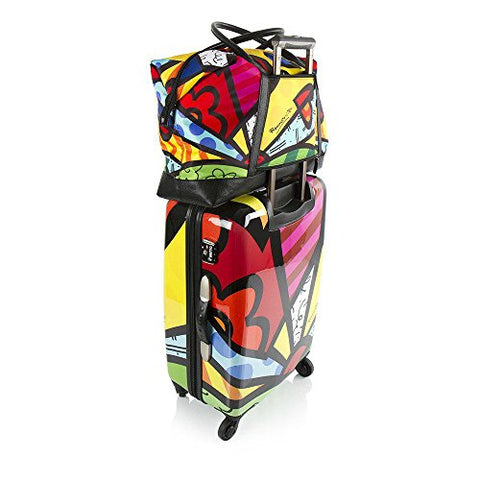 Heys America Unisex Britto New Day Large Travel Duffel Multi Duffel