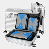 HEXIN Packing Cube System-3 Piece Travel Organzier