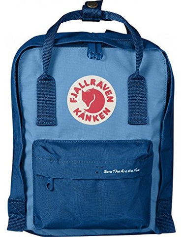 Fjallraven Save The Artic Fox Kanken Mini Lake Blue / Air Blue 7L