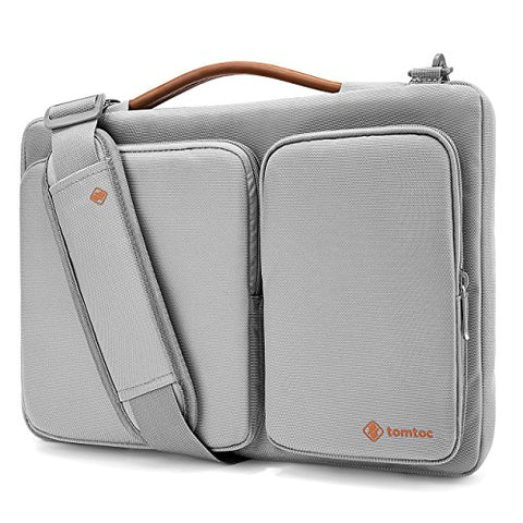 "tomtoc 14 Inch Laptop Shoulder Bag with CornerArmor Protection, Compatible with 14"" Lenovo ThinkPad"