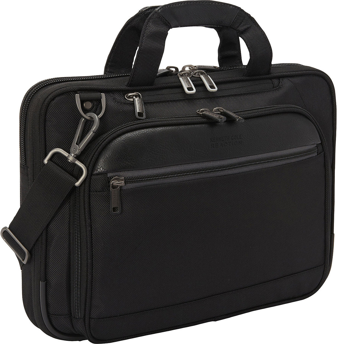 Kenneth Cole Reaction No Easy Solutions Laptop Briefcase