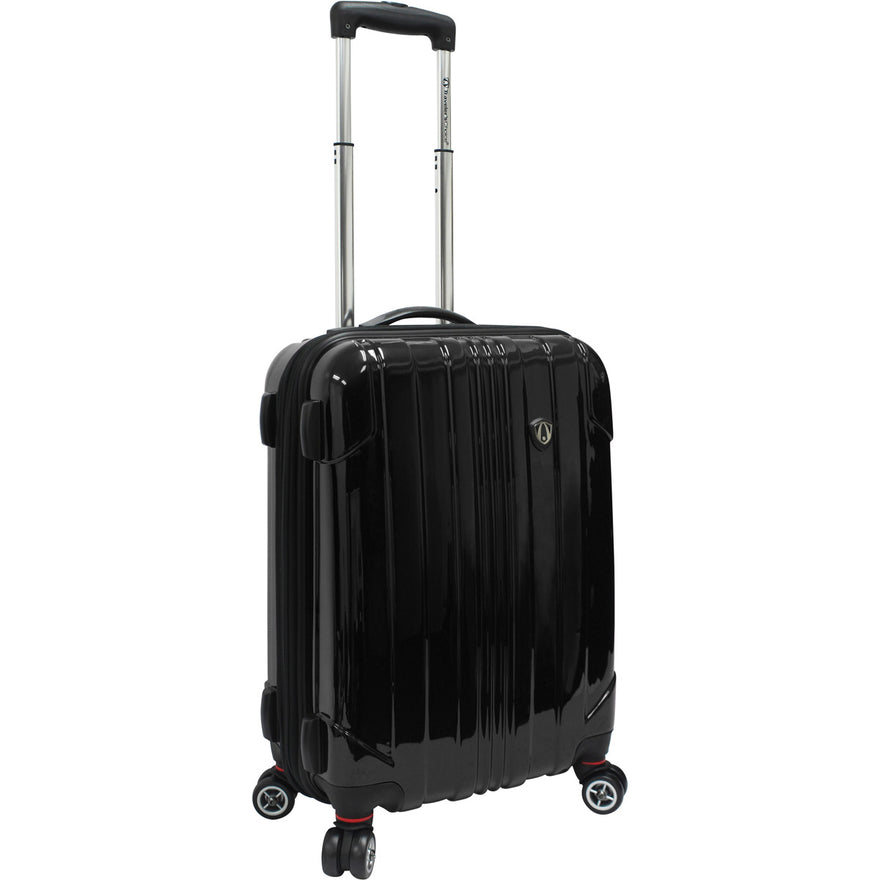 Traveler's Choice Sedona 100% Pure Polycarbonate 21in Expandable Spinner Upright