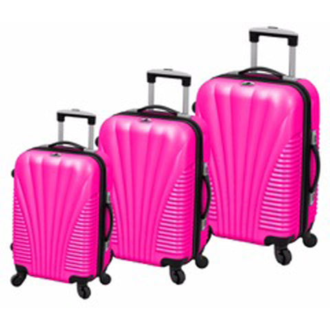 Leisure Luggage Coastline 360 3 Piece Luggage Set