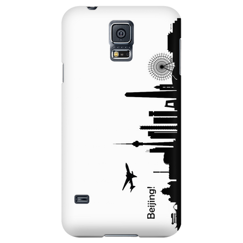 Beijing Travel Experts - Luggage Factory Phone Case