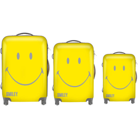 ATM Luggage Smiley Classic 3 PC Set