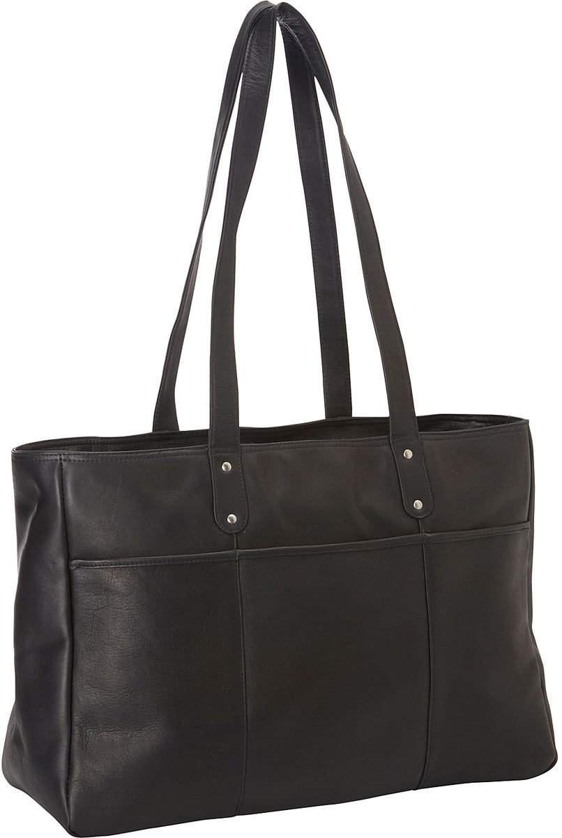 LeDonne Leather Traveler Tote