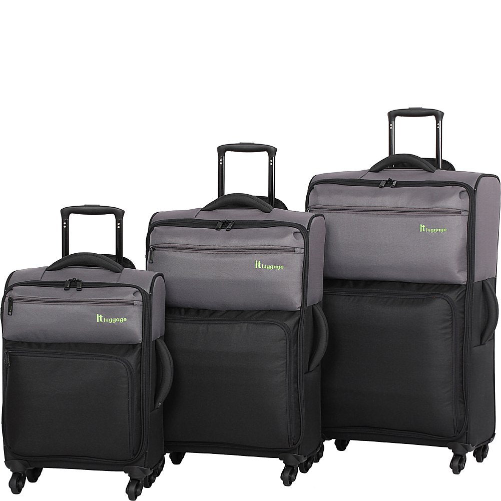 It Luggage Duotone 4 Wheel 3 Piece Set