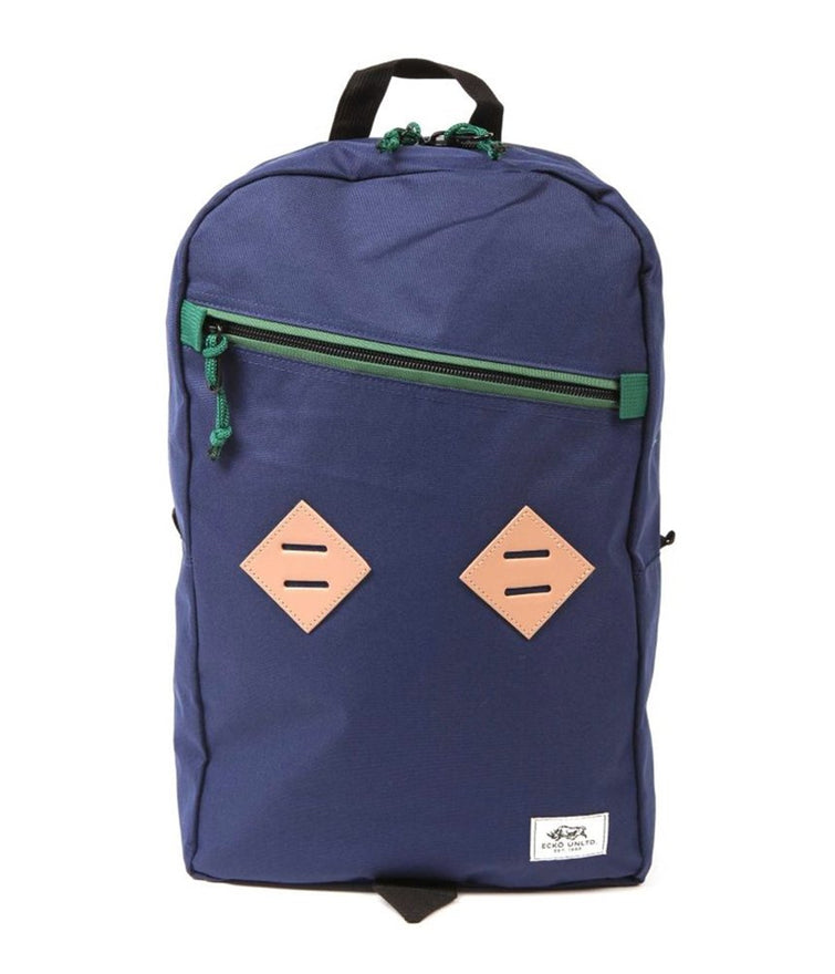 Ecko Unltd. Core Zipper Navy Backpack