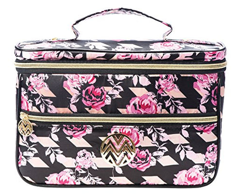 Danielle Macbeth Vivian Collection Train Cosmetic Case