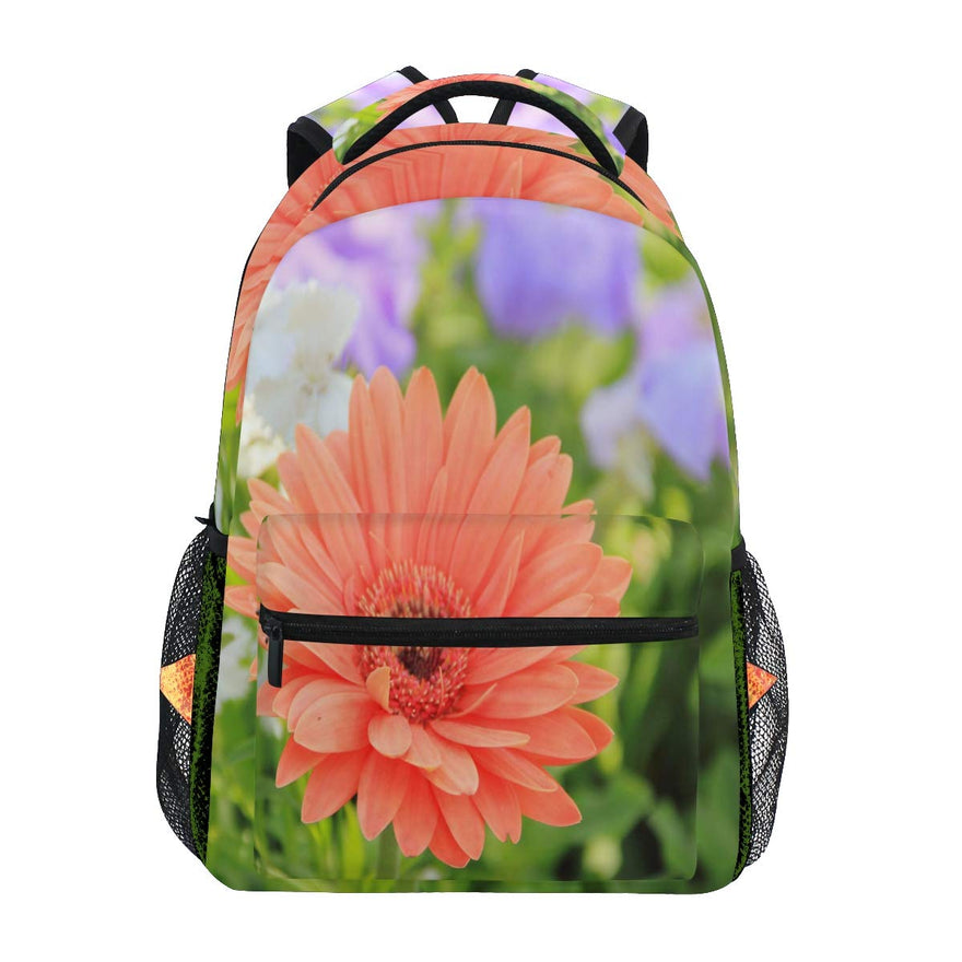Backpack A Daisy Flower School Bags Bookbags for Teen/Girls
