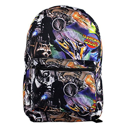 Guardians Of The Galaxy Sublimated Backpack