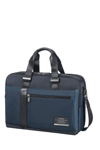 "Samsonite OpenRoad Laptop 15.6"" Briefcase, Space Blue"