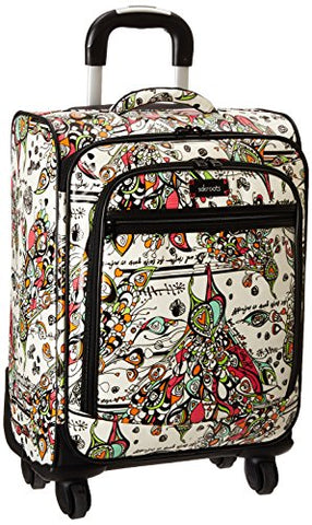 Sakroots Artist Circle Carry On, Optic Songbird, One Size