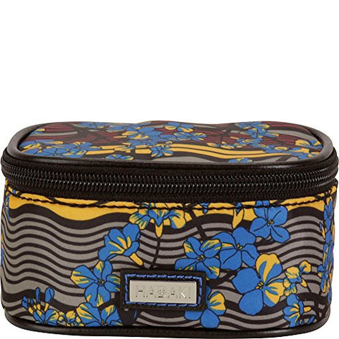 Hadaki Jewelry Train Case (Forget Me Nots)