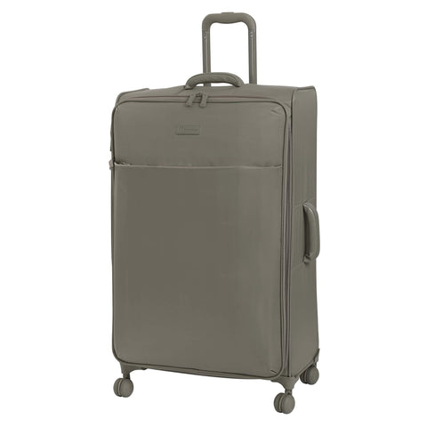 "it luggage 32"" Lustrous Softside Expandable Spinner, Cobblestone"