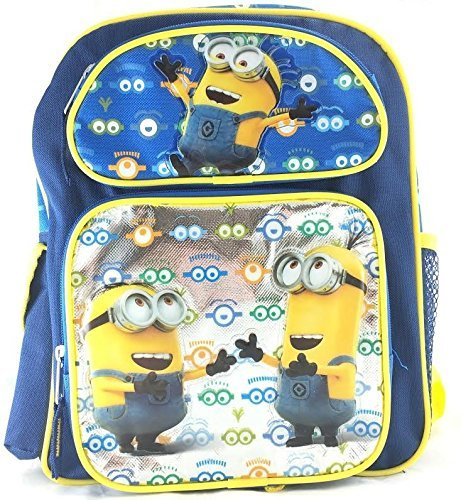 Despicable Me Minions Look At You 16 Inches Backpack-36493