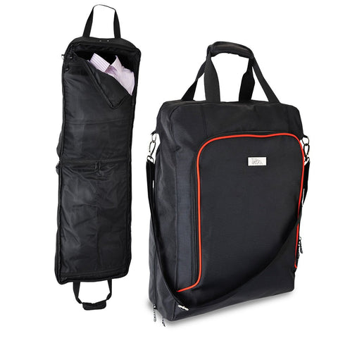 Cabin Max Garment Bags Carry on Luggage - Suitable for Carrying Both a Suit or a Dress -