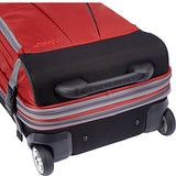 "eBags TLS Mother Lode Mini 21"" Wheeled Duffel Bag Luggage - Carry-On - (Heathered Graphite)"