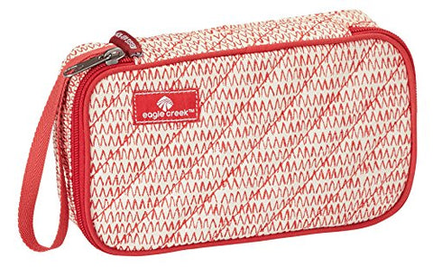 Eagle Creek Pack-it Original Quilted Quarter Cube, Repeal Red, X-S