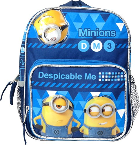 "Despicable Me 3 Minions 10"" Mini Backpack"