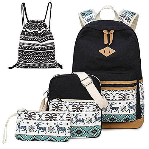 Shop Canvas Backpack Cute Lightweight Teen Gi Luggage Factory