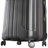 "Samsonite On Air 3 20"" Expandable Hardside Carry-On Spinner (Charcoal Grey)"