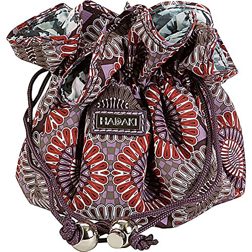 Hadaki Cotton Jewelry Sack (Daisy Delight)