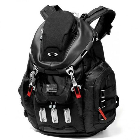 Oakley Mens Kitchen Sink Backpack One Size Black