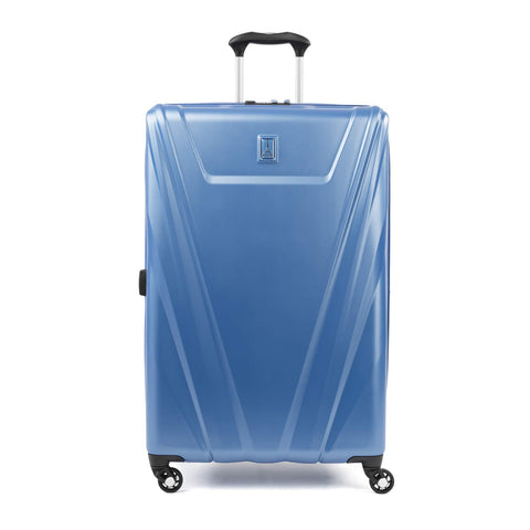 "Travelpro Luggage Maxlite 5 Expandable Hardside Spinner 29"" Azure Blue"