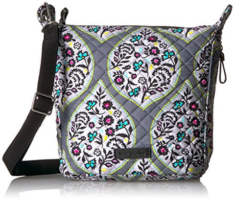 Vera Bradley Carson Mini Hobo Crossbody-Signature