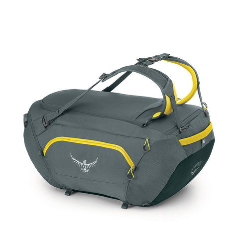 Osprey Packs Bigkit Duffel Bag, Lightning Grey, One Size