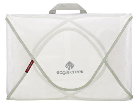 Eagle Creek Pack-It Specter Garment Folder Packing Organizer, White/Strobe (S)