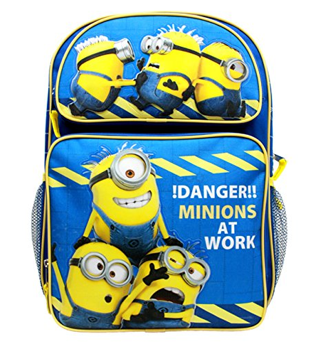 Despicable Me Large 16 Inches Backpack #Dl28908