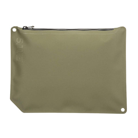 "5.11 Tactical Joey 9"" x 12"" Water-Resistant Zip Pouch, Ranger Green, Style 56455"