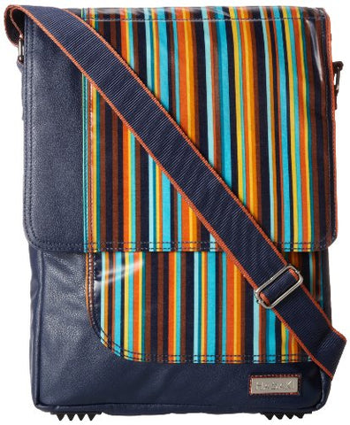 Hadaki On The Run 15.4 Inch Laptop Bag,Arabesque Stripes,One Size