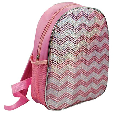 Zig Zag Sparkles Backpacks