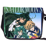 Siawasey Sailor Moon Anime Tsukino Usagi Luna Cosplay Backpack Messenger Bag Shoulder Bag
