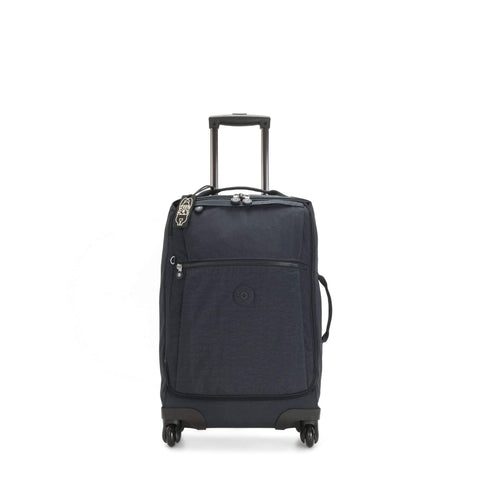 Kipling Unisex-Adult's Darcey Carry-On Wheeled Luggage, BLUE bleu