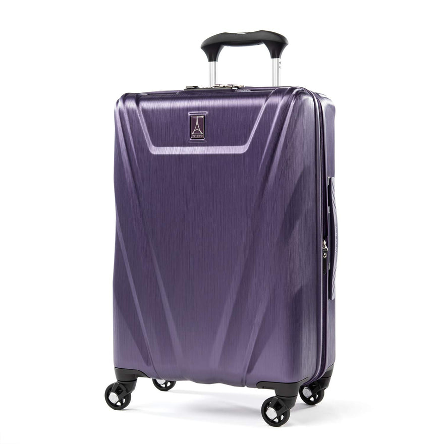 Travelpro Maxlite 5 Hardside Expandable Carry-on Spinner, Imperial Purple
