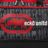 "Ecko Unltd. 32"" Steam Collection Rolling Duffel, Red"