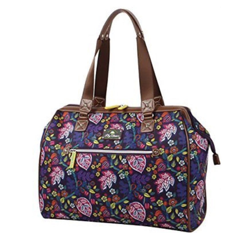 LILY BLOOM Pake It In Collection ~ Luggage