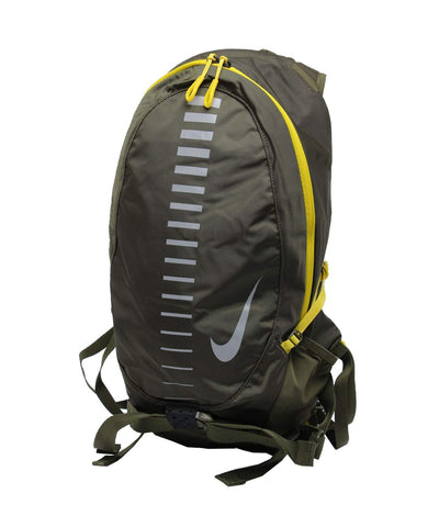 Nike Run Commuter Backpack 15L Olive/Citron/Silver