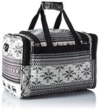 World Traveler Value Series Winter 16-Inch Carry Deer Duffel Bag, Black Trim Deer, One Size