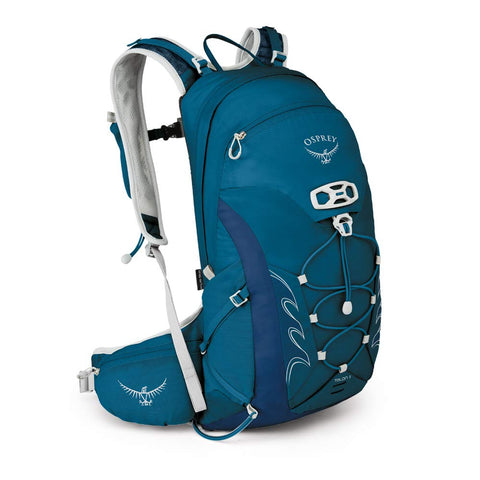 Osprey Packs Talon 11 Men's Hiking Backpack, Ultramarine Blue, Medium/Large