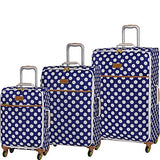 it luggage Summer Spots 3 Piece Lightweight Expandable Spinner Luggage Set