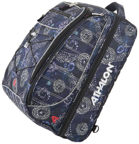 "Athalon ""The Glider Boot Bag/Backpack, Batik"