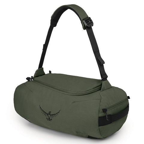Osprey Packs Trillium 65 Duffel Bag, Truffle Green, One Size